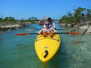 Freeport Kayak Couples Adventure Bahamas Cruise Excursions