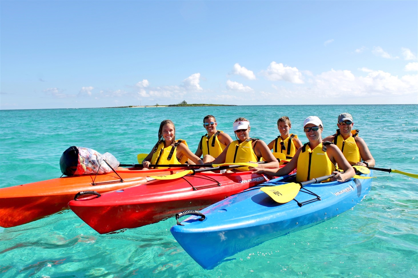 Freeport Kayak Snorkeling Tour