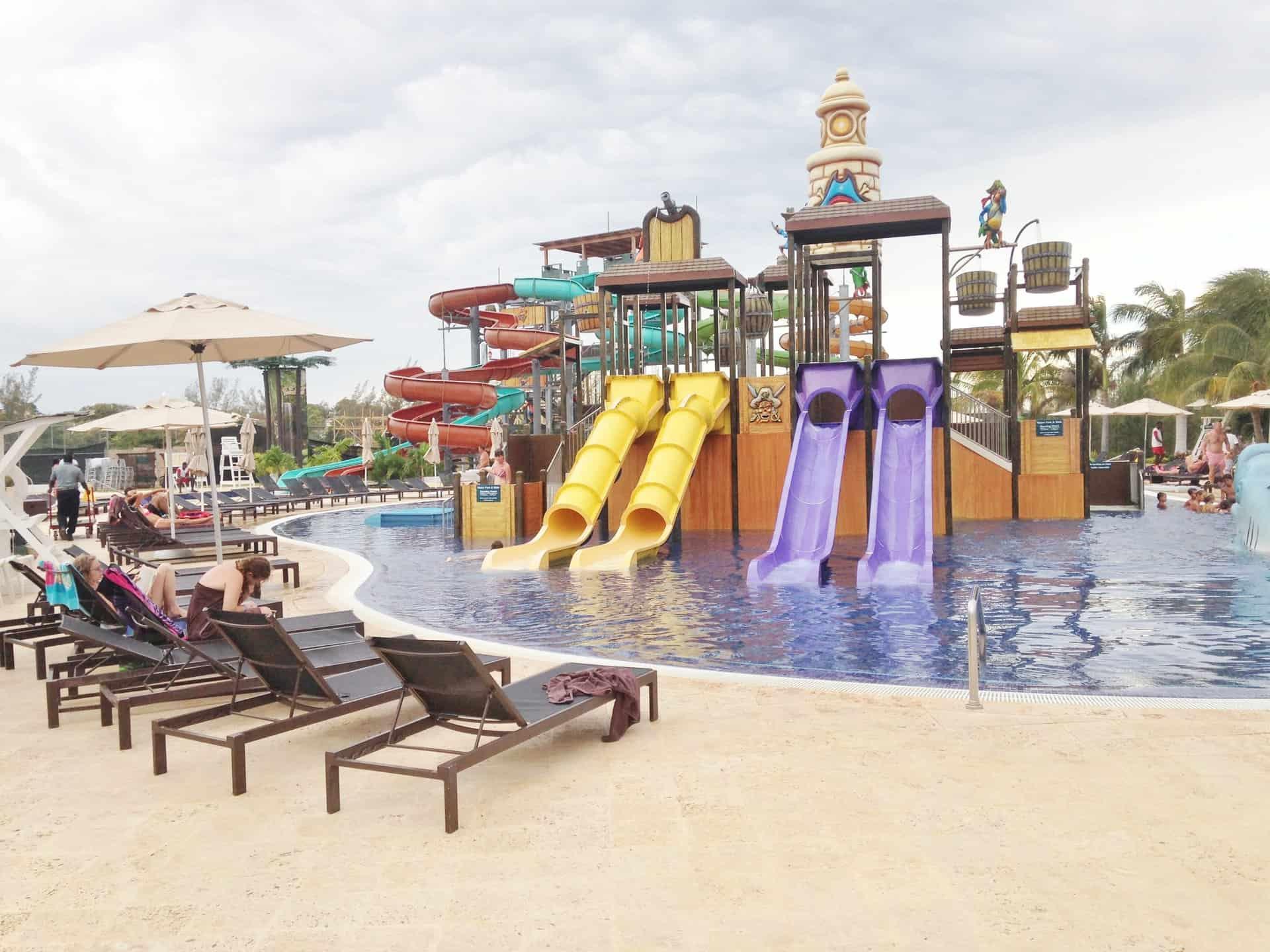 Freeport Memories Resort 2 Kids Pool Area Bahamas Cruise Excursions
