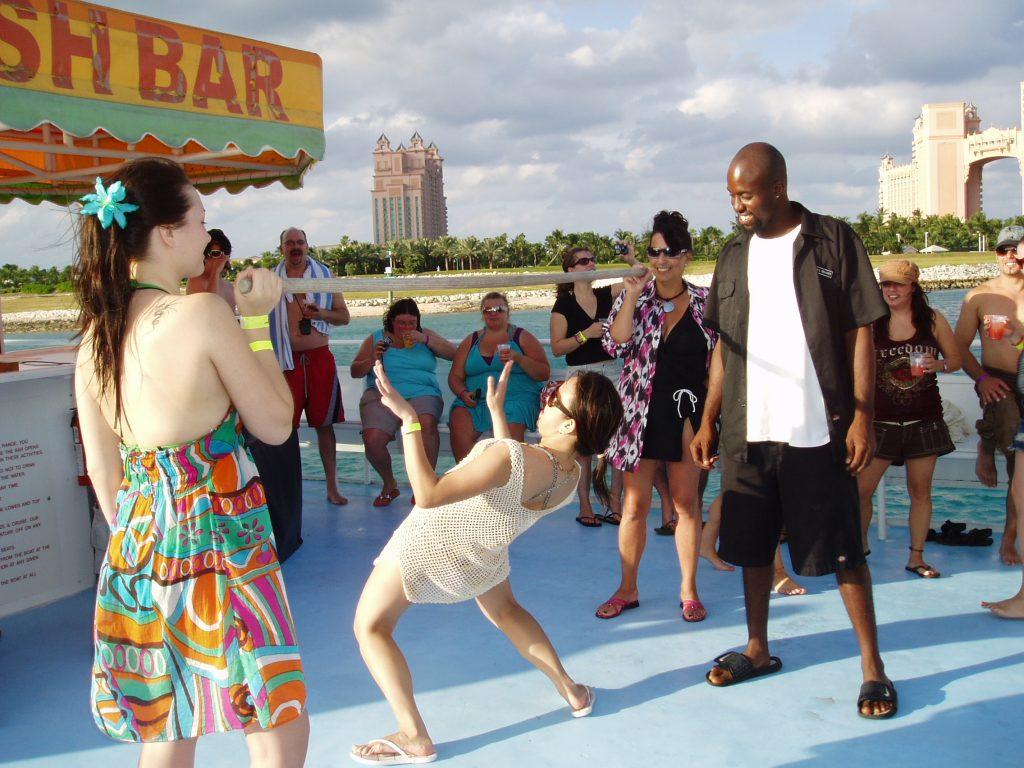 Nassau Booze Cruise Party Boat