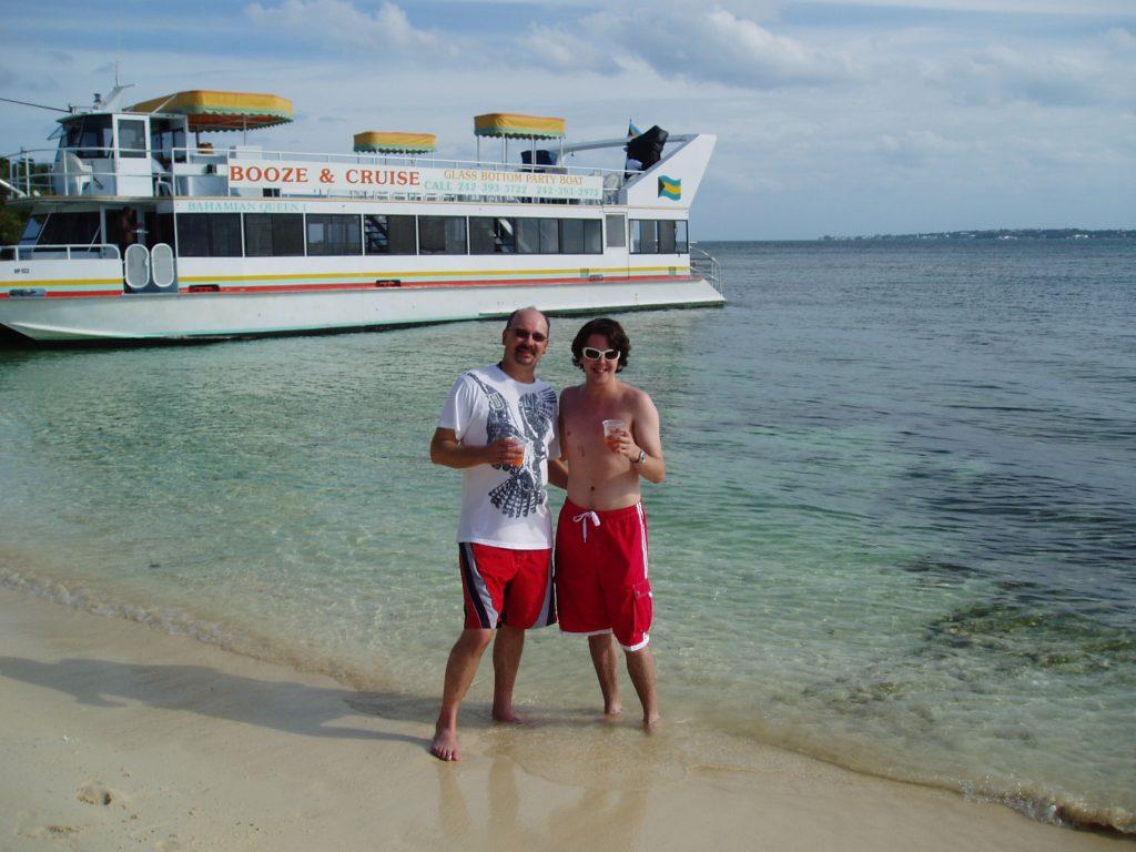 Nassau Booze Cruise