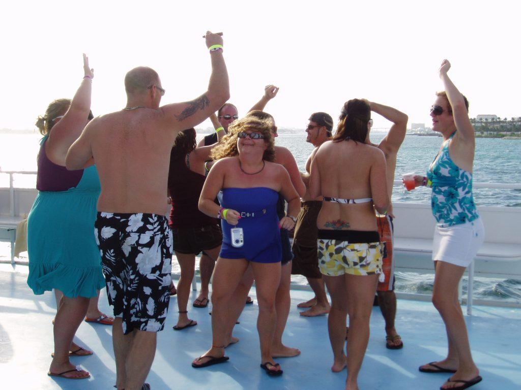 Nassau Booze Cruise Party