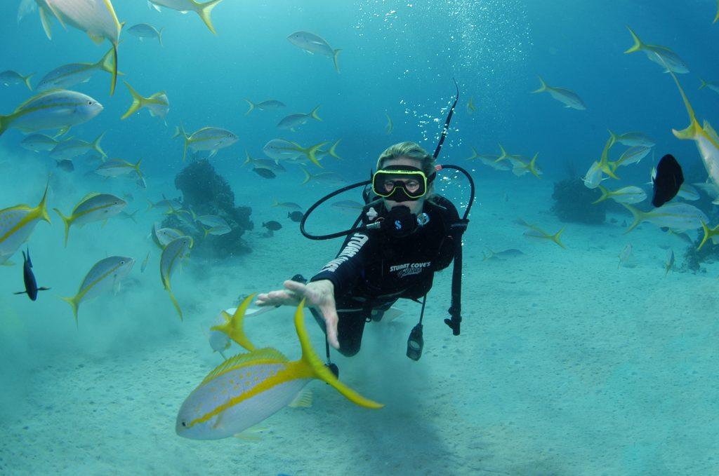 Nassau Discover Scuba Diving