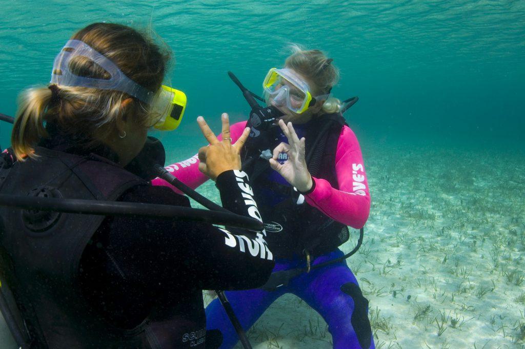 Discover Dive Instruction Nassau