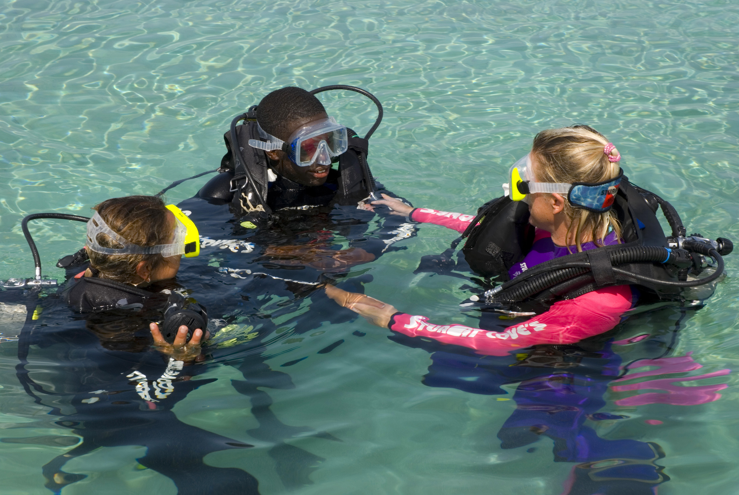 Nassau Discover Diving Instruction Jamaica Cruise Excursions