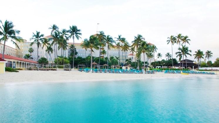 Nassau Hilton Day Pass