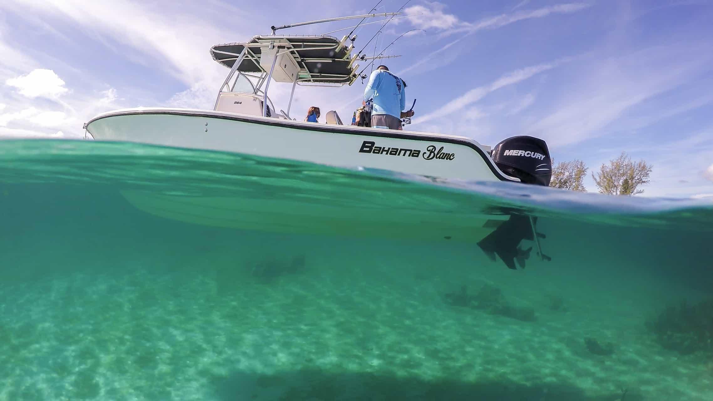 Nassau Private Boat Fishing Bahamas Cruise Excursions