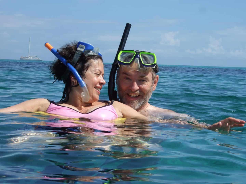 Nassau Barefoot Snorkeling And Sailing Bahamas Cruise