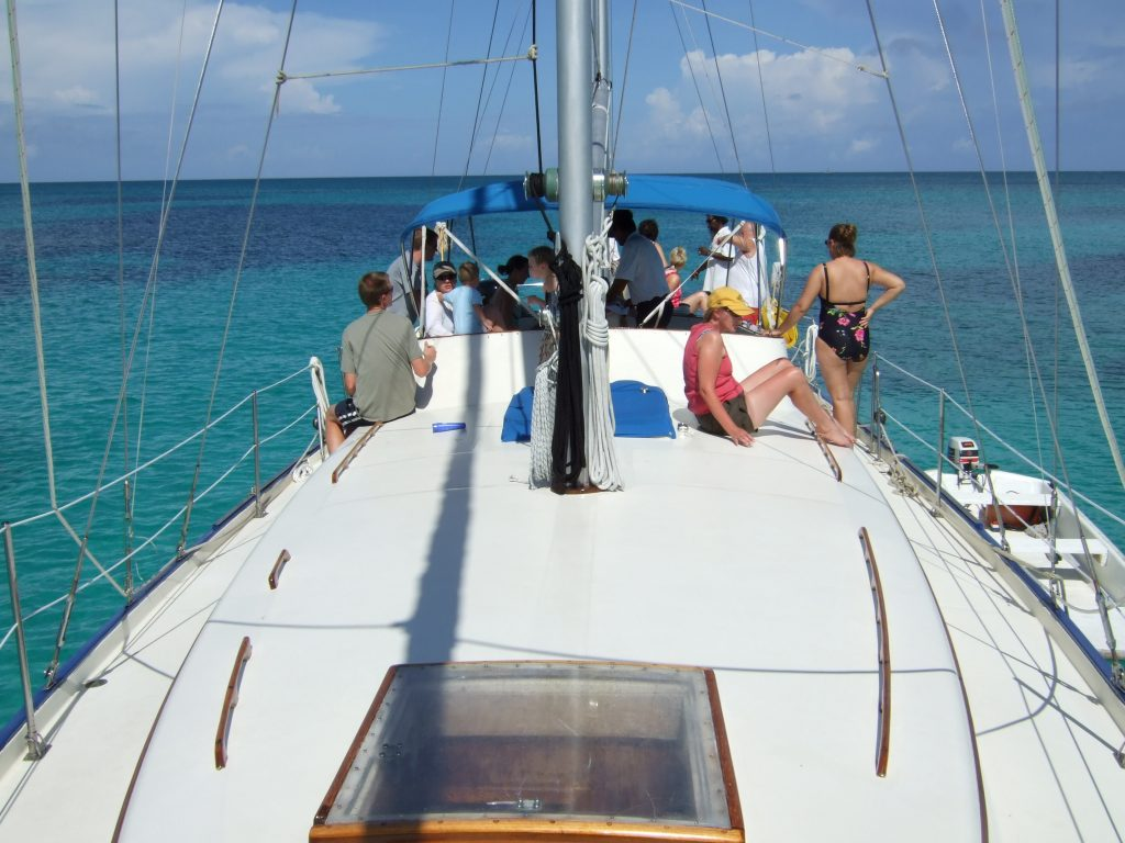 Nassau Sailing and Snorkeling